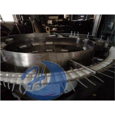 常压 喷雾剂灌装旋盖机 上海虎越直销 液体 喷雾剂灌装设备 性价比高