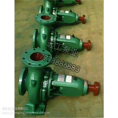 厂价直销IS80-50-200农田灌溉泵 单级离心泵 清水管道泵
