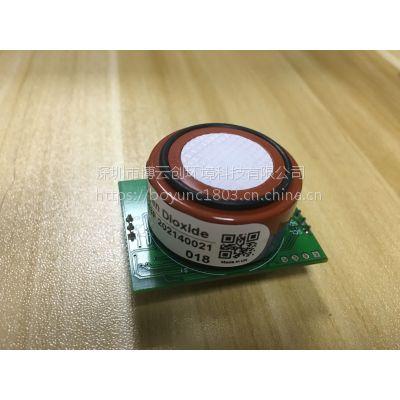 博云创英国AlphasenseB4系列PPb级高精度大气检测二氧化氮NO2传感器探头模块带标定