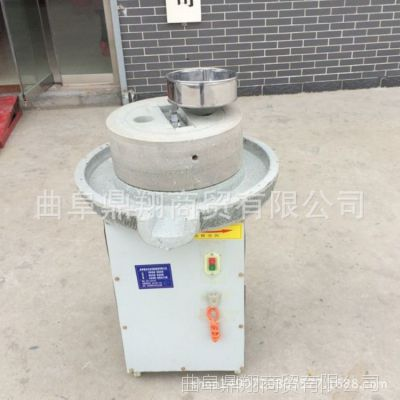 餐饮豆浆米浆加工石磨 低温低速研磨 豆腐豆浆电动石磨