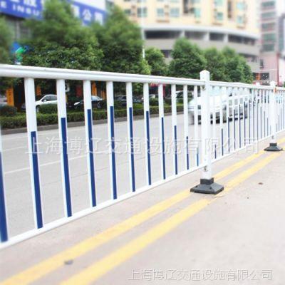 定做镀锌马路护栏公路防道路隔离栏人行道防撞围栏护栏市政围挡