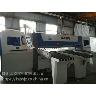 佛山金泓宇电子裁板锯 数控全自动开料机 高速重型木工机械设备厂价直供