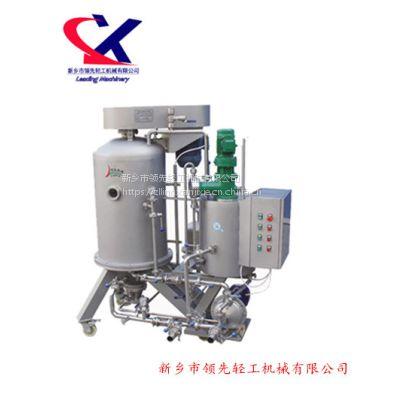 果汁果酒设备-5M²圆盘式硅藻土过滤机