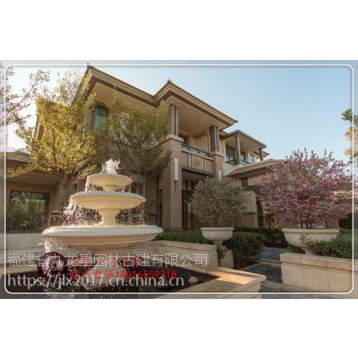 花岗岩喷泉、石雕水钵、欧式喷泉、景观工程水景雕塑定制
