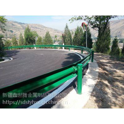 喀什 Q235双波护栏三波护栏防撞护栏 厂家直销