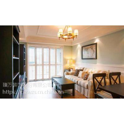 长沙室内家装86㎡美式装修,配色大胆,阳台是***爱