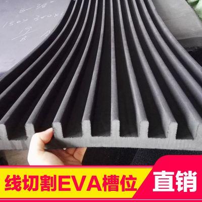 广东东泰海绵抗震卡槽加工定制厂家直销