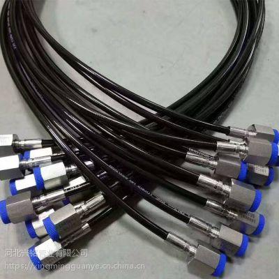 厂家专业生产 定制 铠装高压胶管 矿用高压胶管