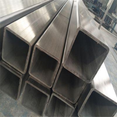 316L不锈钢方管 佛山厂家直供50*50*3.0不锈钢方通
