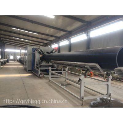 甘肃雨禾公司全型号外径280mmPE管材
