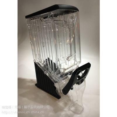 便利店干果散装盒_超市用有机玻璃糖果盒-唯客福长期供应