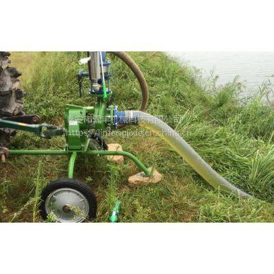 什么是农用高压喷灌水泵?山东霖丰PTO变速箱水泵