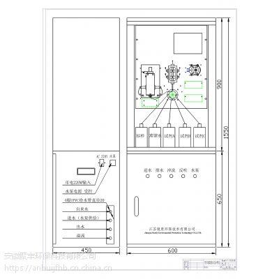 安徽聚丰 在线监测设备厂家 总锌自动监测仪环保认证