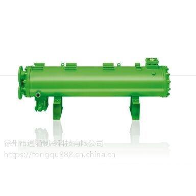 水冷冷凝器的水垢清除方法