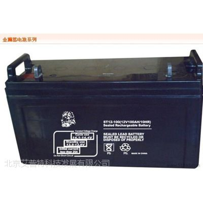 金狮蓄电池12V65AH 铅酸免维护 正品包邮