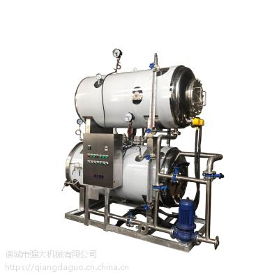 强大机械出售900*1800热水循环杀菌锅