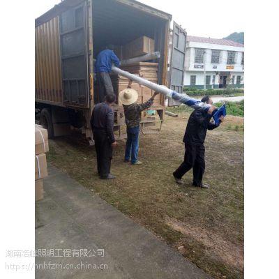 株洲醴陵市太阳能路灯厂家 直销无中间差价 选湖南浩峰照明