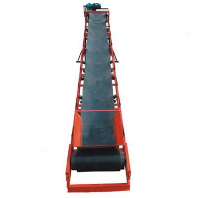 码头防滑皮带输送机 兴亚皮带输送设备制作