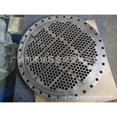 可供应碳钢Q345B锅炉化工容器管板 筛板 专业的打孔设备 锅炉专用设备