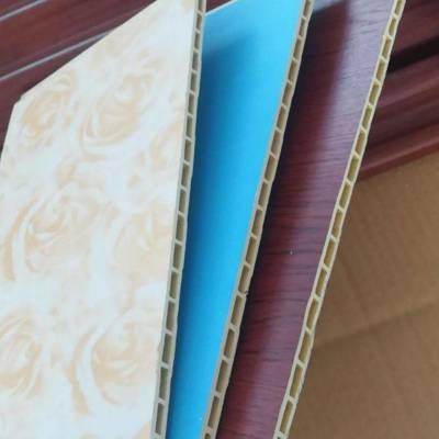 北京竹木纤维集成墙面工装用环保集成墙护墙板