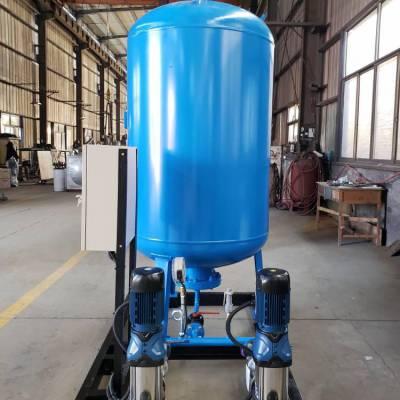 箱式无负压供水设备 二次增压接自来水管管网供水设备 原理及参数