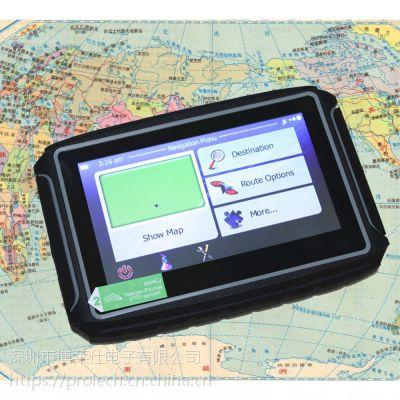 4.3 英寸防水GPS Karadar 摩托车专用外置便携式导航仪8G