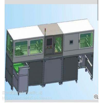 大幅面PCB覆铜板全自动激光精密打码系统 LT-F-PMY30