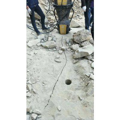 甘南矿山露天开采岩石破碎分裂棒