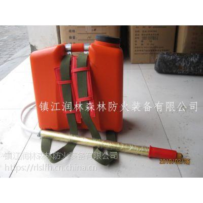 供应森林消防扑火工具器材 镇江润林水桶型往复式灭火水枪
