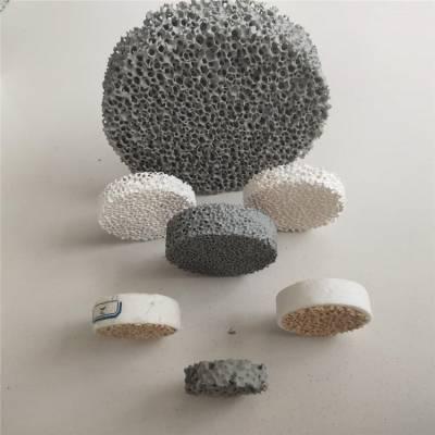 晨宇牌陶瓷过滤网使用方法