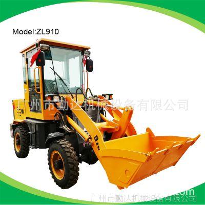 广州厂家自销勤达小型液压装载机,25马力小型铲车,农用小铲车