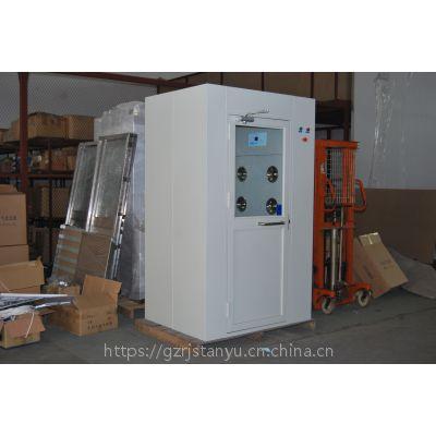 WOL沃霖厂家直销单人双人风淋室 货淋室 不锈钢风淋室 QS认证风淋室