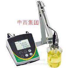 中西水质专卖-台式多参数水质测定仪(pH/氧化还原电位(ORP)/温度) 型号:Eutech pH7