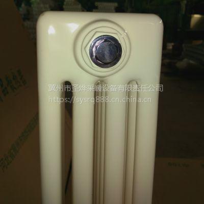 钢四柱暖气片GZ-4/X-1.0散热器