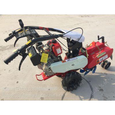 开沟机价格 果树挖排水沟机子 柴油风冷开沟机