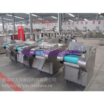 DQC1000型精品豆角切段机尺寸标准