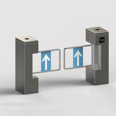 机场人员快速通道摆闸,小区防撞防尾随刷卡摆闸