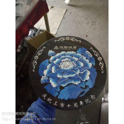 西安炭雕礼品销售 定制活性炭炭雕看盘 炭雕礼品环保又健康