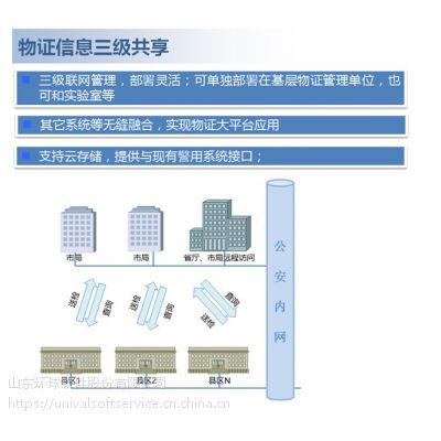 环球软件物证管理系统 实现涉案财物网上全程流转