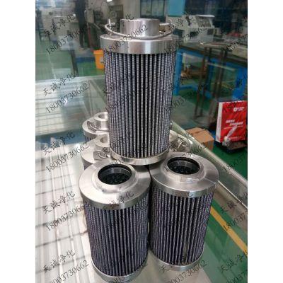 玻璃纤维折叠式回油滤芯1717467天诚供应