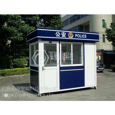 北京物业收费岗亭,值班不锈钢岗亭,工地保安岗亭