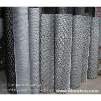 安平瑭颂长期供应菱型不锈钢板网(量大从优)