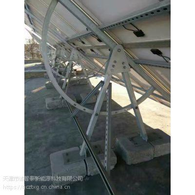 供应可调光伏支架,诚智泰型钢18622306635