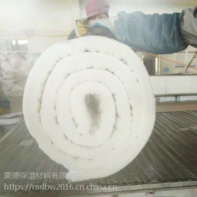 广东韶关东莞硅酸铝针刺毯耐火纤维100K陶瓷纤维毯保温隔热管道电厂保温