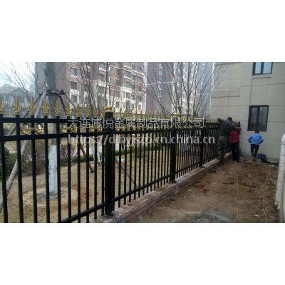 厂家加工定制吉林别墅小区护栏围栏 围墙隔离护栏