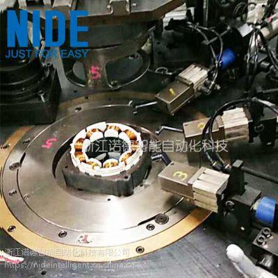 诺德专业无刷全自动绕线机 三线嘴同时绕线机器 高速定子针式内绕机