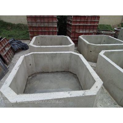 济宁曲阜兖州泗水邹城成品水泥化粪池2-100M2价格生产厂家