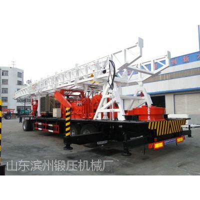 滨州钻机BZT1500C拖车水井钻机