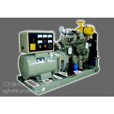 玉柴75kw低功率柴油发电机组介绍