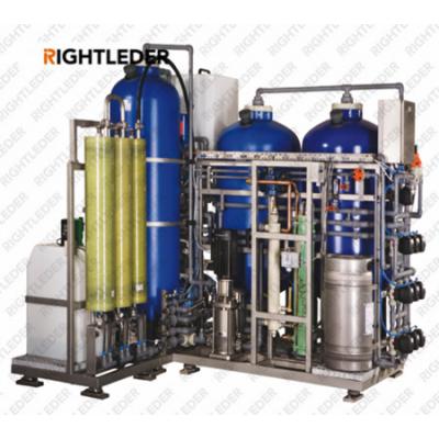 500t/h电热厂全自动锅炉软化水设备